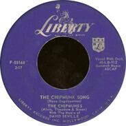 The Chipmunks - The Chipmunk Song
