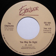 The Chipmunks - You May Be Right