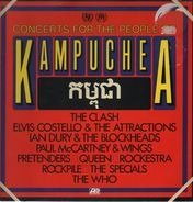 The Clash, Elvis Costello, The Who, a. o. - Concerts For The People of Kampuchea