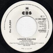 The Clash - London Calling / Armagideon Time