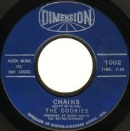 The Cookies - Chains / Stranger In My Arms