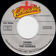 The Cookies - Chains / Will Power