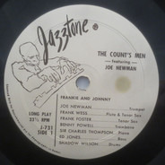 The Count's Men Featuring Joe Newman - The Count's Men Featuring Joe Newman