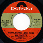 The Cowsills - The Rain, The Park And Other Things / Hair