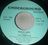 The Cowsills / Unit Four Plus Two - Indian Lake / Concrete And Clay