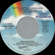 The Crusaders - New Moves / Mr. Cool
