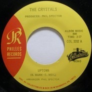 The Crystals - Uptown / He's Sure The Boy I Love