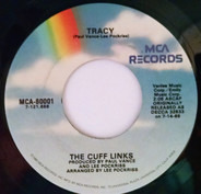 The Cuff Links - Tracy / Where Do You Go?