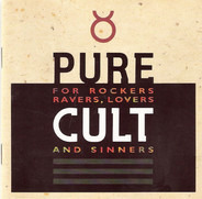 The Cult - Pure Cult - For Rockers Ravers Lovers And Sinners