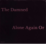 The Damned - Alone Again Or