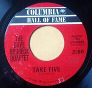 The Dave Brubeck Quartet - Take Five / Blue Rondo A La Turk