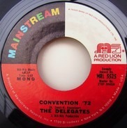 The Delegates - Convention '72 / Funky Butt
