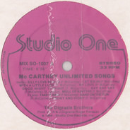 The Digrazia Brothers - Mc Cartney Unlimited Songs