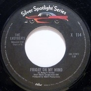 The Easybeats - Friday On My Mind / Gonna Have A Good Time