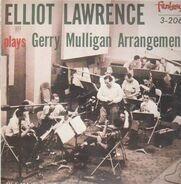 The Elliot Lawrence Band - Plays Gerry Mulligan Arrangements