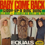 The Equals - Baby, Come Back