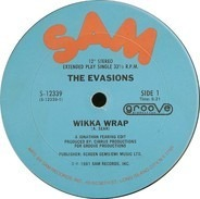 The Evasions - Wikka Wrap