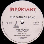 The Fatback Band - Is This The Future? / Wicky Wacky