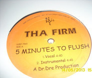 The Firm - 5 Minutes To Flush