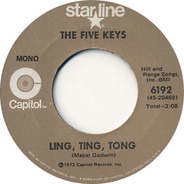 The Five Keys - Ling, Ting, Tong / Wisdom Of A Fool