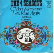 The Four Seasons - C'Mon Marianne EP