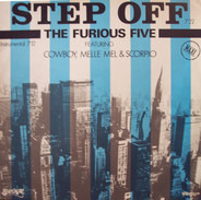 The Furious Five - step off