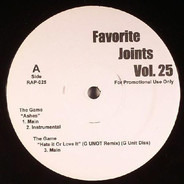 The Game / 50 Cent / Nas - Favorite Joints Vol. 25