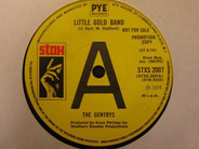 The Gentrys - Little Gold Band / All Hung Up On You