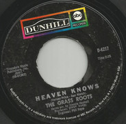 The Grass Roots - Heaven Knows / Don't Remind Me
