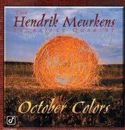 The Hendrik Meurkens Sambajazz Quartet - October Colors