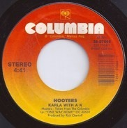 The Hooters - Karla With A K / Washington's Day