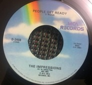 The Impressions - People Get Ready / Amen