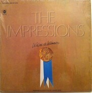 The Impressions - We're a Winner