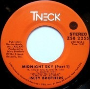 The Isley Brothers - Midnight Sky
