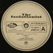 The Isolationist - The Instrumentalist