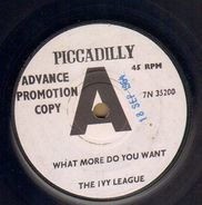 The Ivy League - What More Do You Want