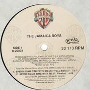 The Jamaica Boys - Spend Some Time With Me