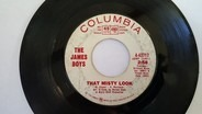 The James Boys - That Misty Look/Keep The Fire Burning