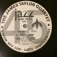 The James Taylor Quartet - Break Out