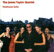 The James Taylor Quartet - Penthouse Suite
