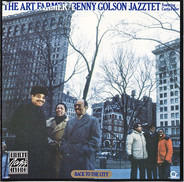 The Jazztet Featuring Curtis Fuller - Back to the City