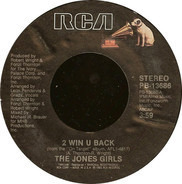 The Jones Girls - 2 Win U Back