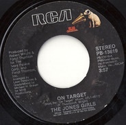 The Jones Girls - On Target