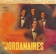 The Jordanaires - Heavenly Spirit - (4 Song EP)