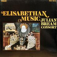 The Julian Bream Consort - Julian Bream - Elisabethan Music