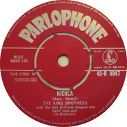 The King Brothers - Nicola / Way Down The Mountain