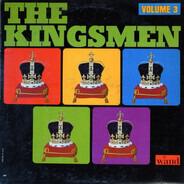 The Kingsmen - The Kingsmen, Volume 3