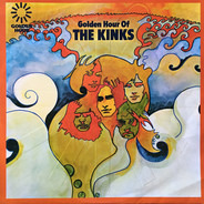 The Kinks - Golden Hour Of The Kinks