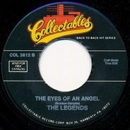 The Legends - I'll Never Fall In Love Again / The Eyes Of An Angel