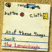 The Lemonheads - Car Button Cloth